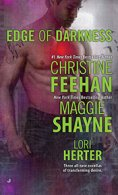 Anthology Edge of Darkness with Christine Feehan's Dark Crime