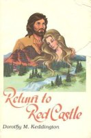 1981 Hardcover Edition of Return to Red Castle by Dorothy Keddington