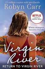 Return to Virgin River by Robyn Carr, this is the UK Kindle Edition for 2020