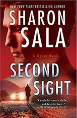 2020 Book Cover for Second Sight by Sharon Sala
