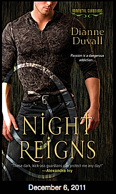 Dianne Duvall's Night Reigns