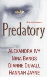 Anthology Predatory with Dianne Duvall's In Still Darkness