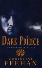 2007 Book Cover for Dark Prince!