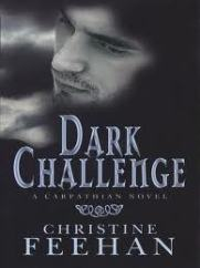 2007 Book Cover for Dark Challenge