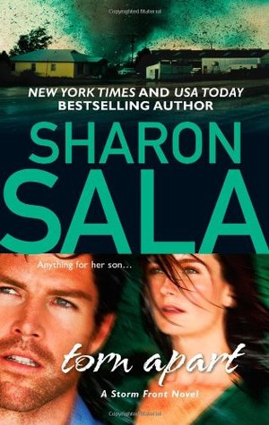 2010 Paperback and 2013 Kindle Edition for Torn Apart by Sharon Sala