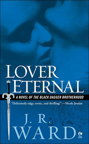 2006 Paperback Cover for Lover Eternal by JR Ward