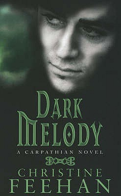 This is the 2007 Book Cover for Dark Melody but it's also the 2011 Kindle Cover.