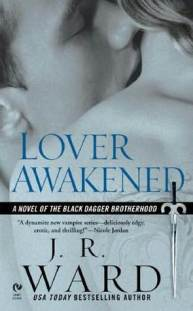 2006 Book Cover for Lover Awakened by JR Ward