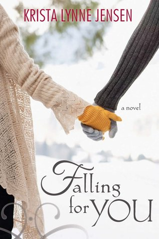 2014 Kindle and paperback edition of Falling for You by Krista Lynne Jensen