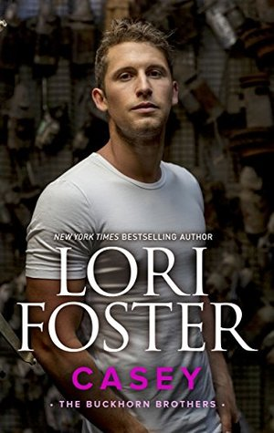 2017 Kindle Edition for Casey by Lori Foster