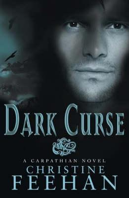 2008 and 2011 Book Cover for Dark Curse by Christine Feehan
