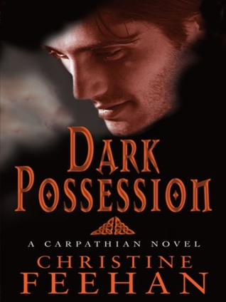 Another 2007 Book Cover for Dark Possession by Christine Feehan