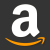Amazon logo with link to my username @stuckonromance where I do more book reviews!