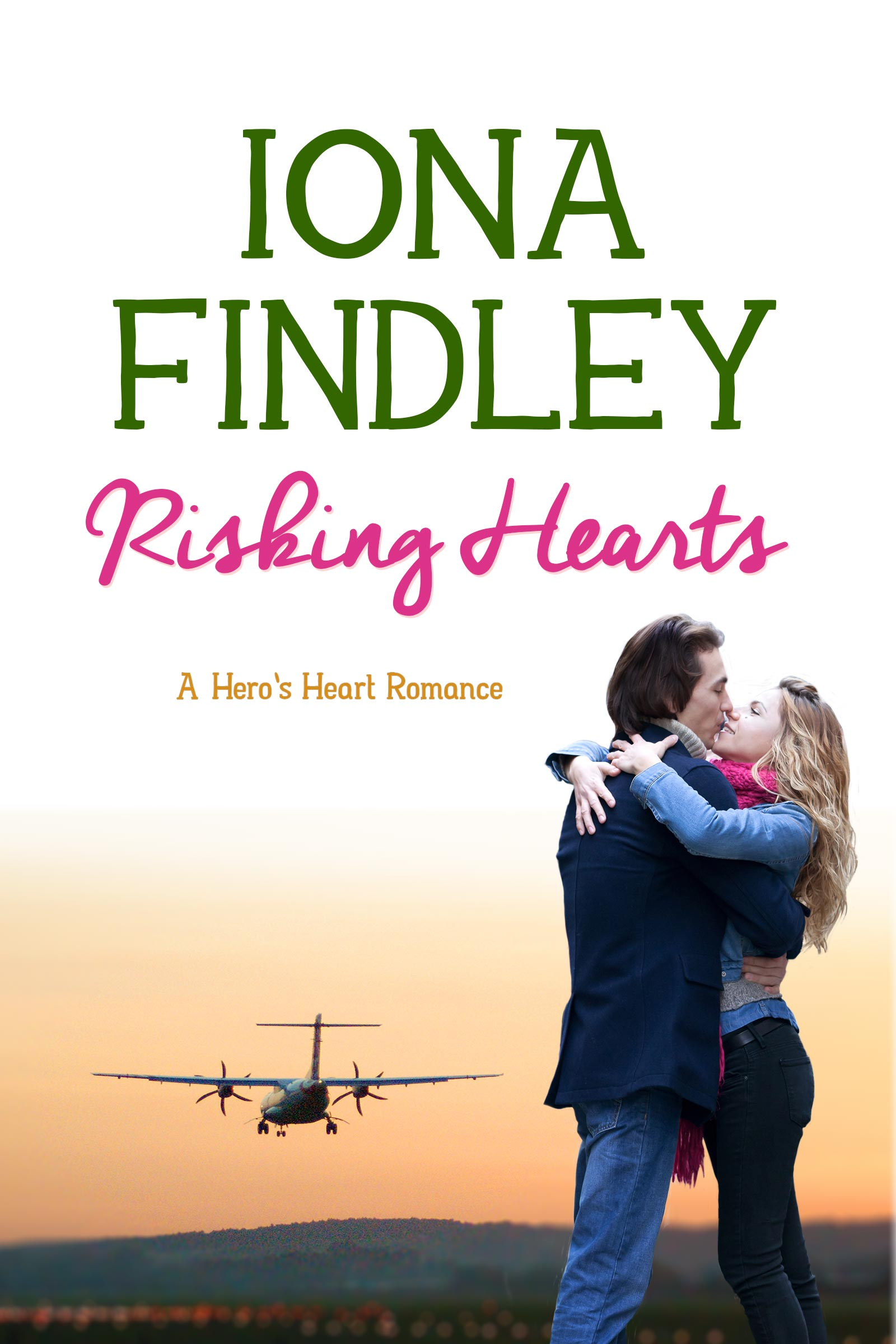 Iona Findley's Risking Hearts