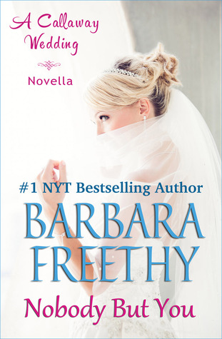 2013 Kindle and Paperback cover for Nobody but You by Barbara Freethy