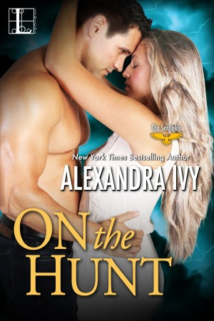 Book cover for Alexandra Ivy's On the Hunt