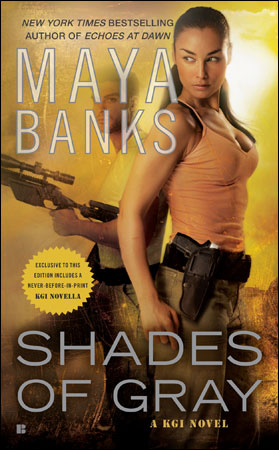 Maya Banks' Shades of Gray