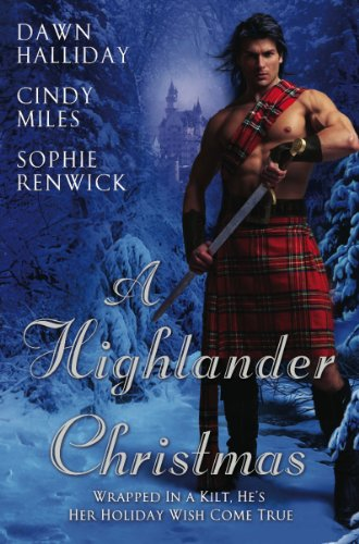 A Christmas Spirit by Cindy Miles is in the Anthology A Highlander Christmas!!