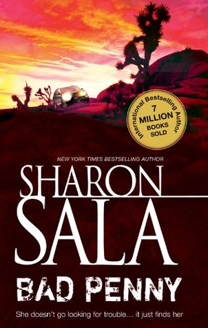 2008 Book Cover for Bad Penny by Sharon Sala