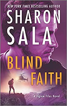 Blind Faith by Sharon Sala