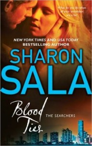 Blood Ties by Sharon Sala