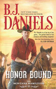 B.J. Daniels' Honor Bound