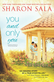 You and Only You by Sharon Sala - this is the 2016 book cover