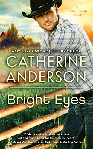 2018 book cover for Bright Eyes