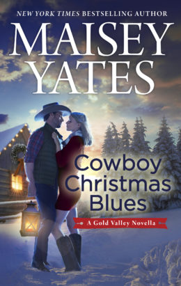 Cowboy Christmas Blues by Maisey Yates