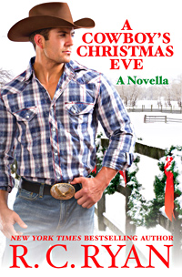 A Cowboy's Christmas Eve by RC Ryan