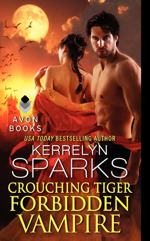 Crouching Tiger Forbidden Vampire by Kerrelyn Sparks