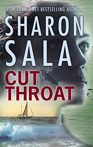 2018 New Book Cover for Cut Throat by Sharon Sala