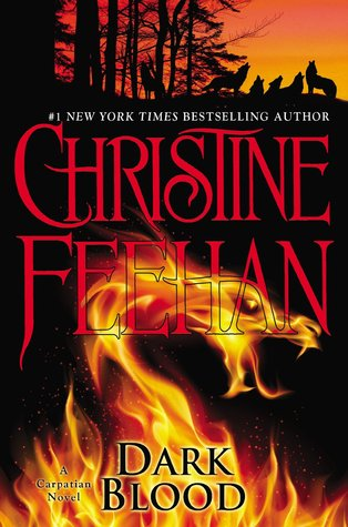 2014 Hardcover and Kindle Edition for Dark Blood by Christine Feehan! This also happens to be the 2015 Paperback Edition!