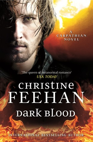 2014 Kindle Edition for Dark Blood by Christine Feehan