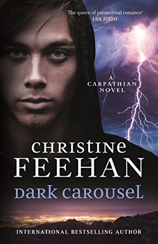 2016 Kindle Edition for Dark Carousel by Christine Feehan