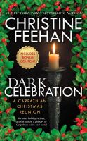 Another Book Cover for Dark Celebration by Christine Feehan