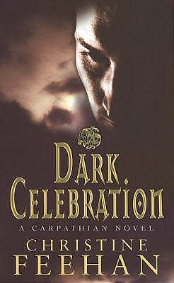 This is the 2007 Book Cover and the 2010 Kindle Edition for Dark Celebration