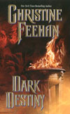 This is the 2004 Book Cover and the 2010 Kindle Edition for Dark Destiny