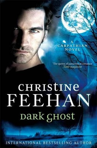 2015 UK Hardcover, Kindle and ebook cover edition for Dark Ghost