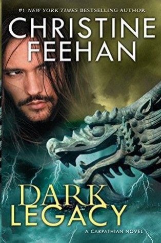 2017 Kindle and Hardcover Edition for Dark Legacy by Christine Feehan
