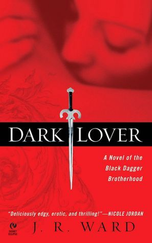 2005 Kindle Edition for Dark Lover by JR Ward