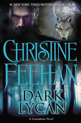 2013 Hardcover Edition for Dark Lycan by Christine Feehan