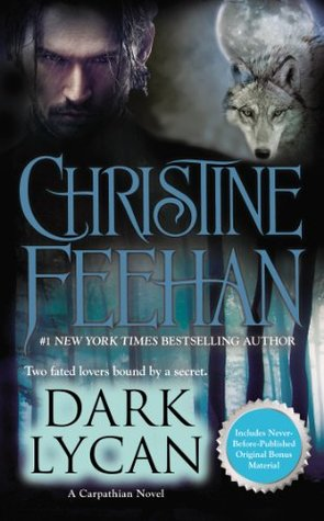2014 Paperback Cover for Dark Lycan