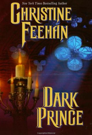 2005 Book Cover for Dark Prince!