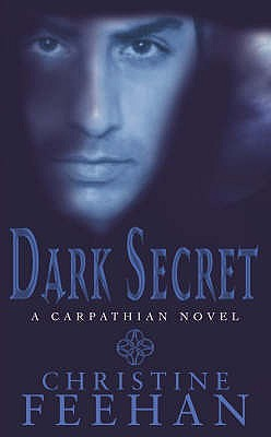 2007 Book Cover for Dark Secret by Christine Feehan