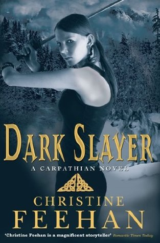 2009 Paperback and Kindle Edition for Dark Slayer by Christine Feehan