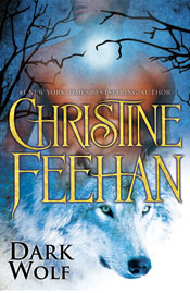 2014 Kindle Edition and the Hardcover Edition for Dark Wolf by Christine Feehan