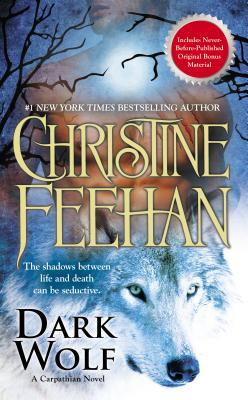 2014 Paperback Cover for Dark Wolf