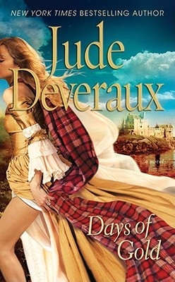 2010 Book Cover for Days of Gold by Jude Deveraux