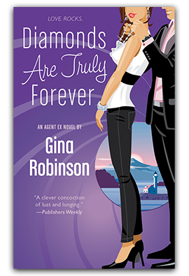 Gina Robinson's Diamonds are Truly Forever
